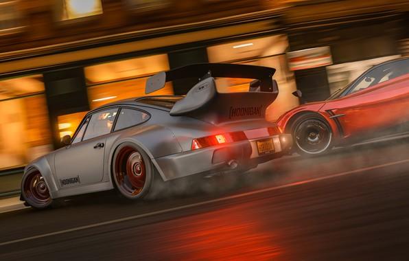 Картинка drift, Forza Horizon 4, Hoonigan drift
