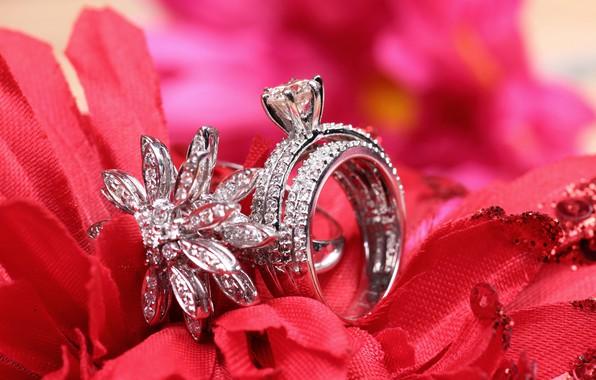 Картинка кольцо, украшение, свадьба
