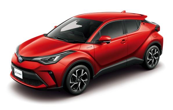 Картинка Toyota, Hybrid, C-HR, 2019