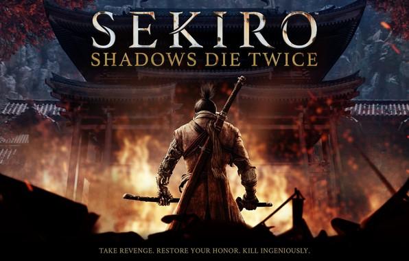 Картинка Games, Shadows Die Twice, Sekiro