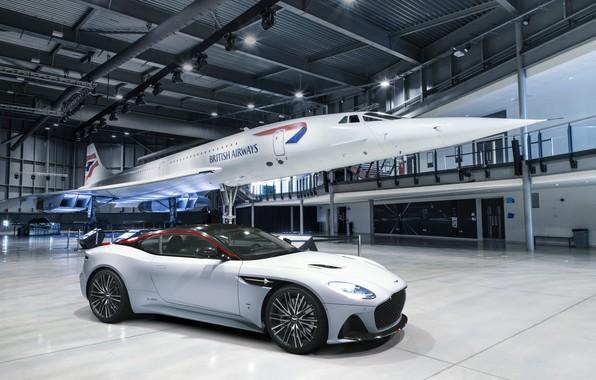 Картинка Aston Martin, DBS, Superleggera, Edition, Concorde
