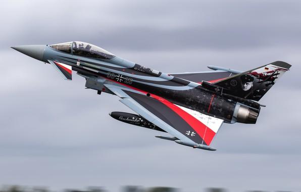Картинка самолет, EF2000, Typhoon, EF2000 Typhoon