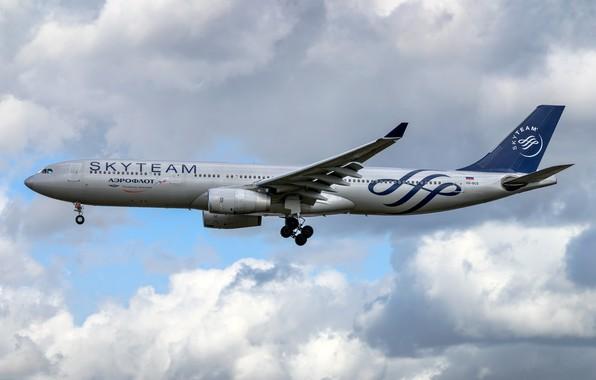 Картинка Аэрофлот, Airbus, A330-300