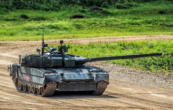 Картинка бронетехника, Т-80БВМ, Forum «ARMY 2018», танк России