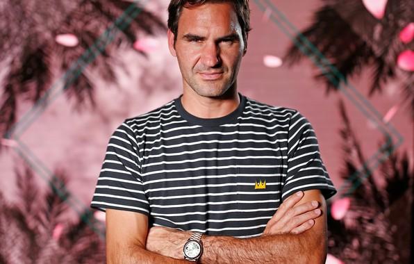 Картинка Legend, Roger Federer, Sport, ATP, Tennis, Swiss