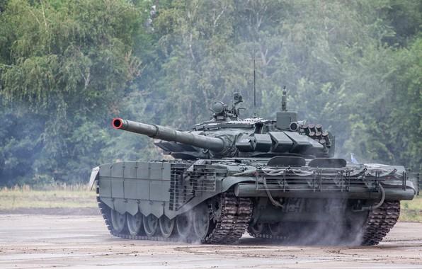 Картинка танк, броня, Т-72Б3, бронетехника России
