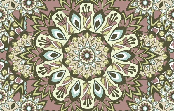 Картинка цветы, орнамент, ТЕКСТУРА, УЗОР