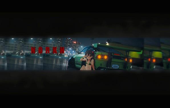 Картинка kawaii, nissan, skyline, anime, chibi, gtr, r34, sweet, paint, ecchi, cute, manga, r18, oppai, schoolgirl, …