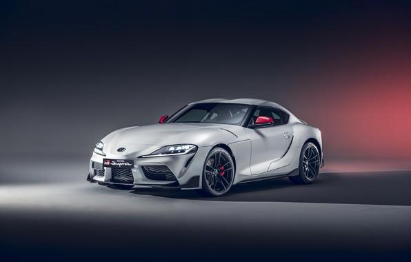 Картинка Toyota, Supra, 2020, GR Supra, A90, 2.0L