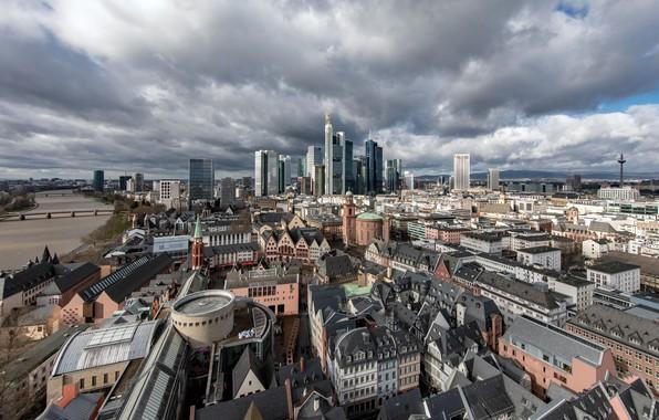 Картинка Altstadt, Frankfurt am Main, Hesse