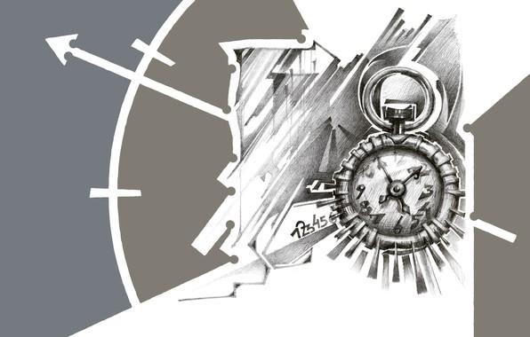 Картинка рисунок, графика, часы, карандашный рисунок, компьютерная графика, хронометр, breguet, рисунок карандашом, брегет, 2D графика, старые …