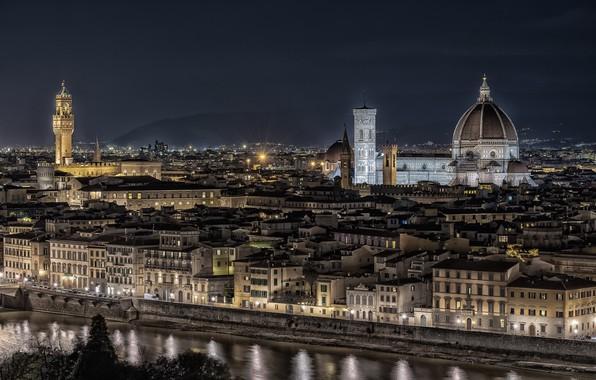Картинка Italy, Florence, cityscape