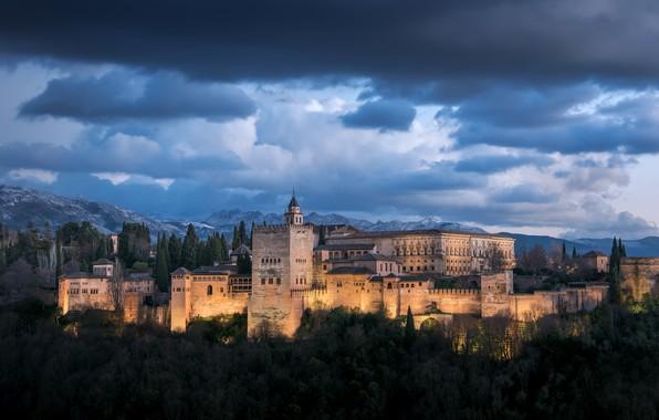 Картинка Spain, Andalusia, Granada