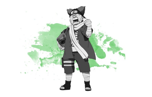 Картинка Аниме, Наруто, Naruto, Anime, Чёджи Акимити, Choji, Сёнэн