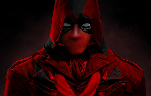 Картинка Ryan Reynolds, Red, Black, Deadpool, Marvel, Comics, Suit, Mutant, 20th Century Fox, Man, Movie, Mask, …