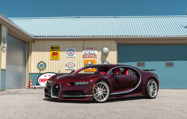 Картинка Bugatti, Chiron, ANRKY, AN11