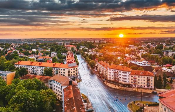 Картинка Lithuania, Kaunas, Žaliakalnis