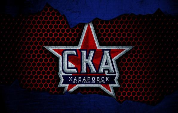 Картинка wallpaper, sport, logo, football, SKA Khabarovsk