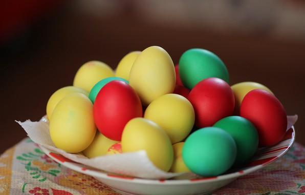 Картинка фон, яйца, пасха