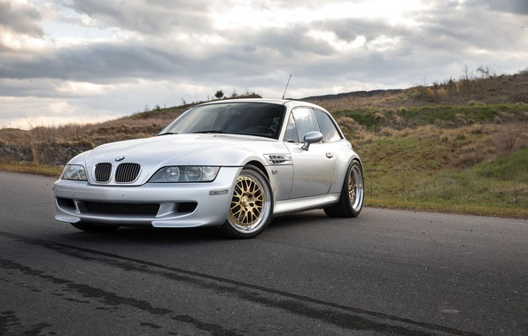 Картинка BMW, with, Gold, Lips, Silver, CCW, Polished, LM20, Z3