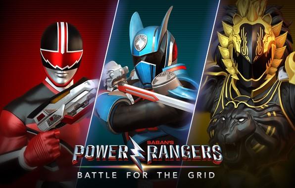 Картинка sword, game, weapon, warrior, Power Rangers, shadow ranger, nWay, Power Rangers: Battle for the Grid, …
