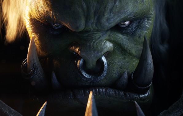 Картинка World Of Warcraft, Old Soldier, Битва за Азерот, Варок Саурфанг