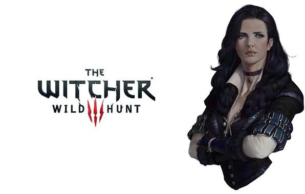 Картинка Ведьмак, The Witcher, Геральт, CD Projekt RED, Йеннифер