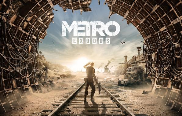 Картинка Арт, Metro, 4A Games, Deep Silver, Exodus, Metro Exodus, Артём