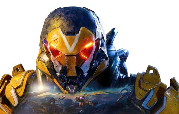 Картинка Game, Anthem, E3 2018