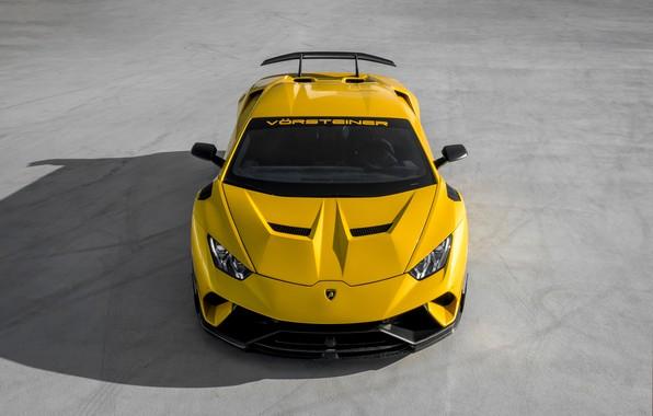 Картинка Lamborghini, Vorsteiner, Performante, Huracan, 2019, Vicenzo Edizione