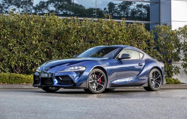 Картинка авто, фото, Toyota, Supra, GTS, 2019