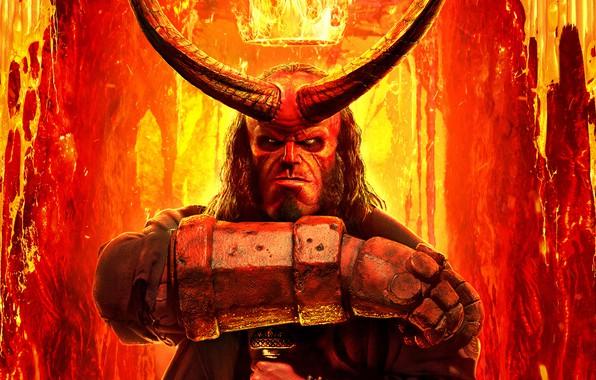 Картинка Hell, Action, Fantasy, Fire, Rock, Hunter, the, Millennium, Warrior, Queen, year, Boy, God, Professor, Weapon, ...