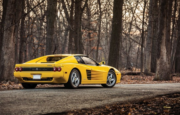 Картинка Ferrari, Pininfarina, F512 M
