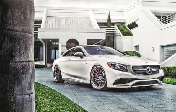 Картинка Mercedes-Benz, Mercedes, AMG, Мерседес-Бенц, S 63, 4MATIC+, Mercedes-Benz S63 AMG