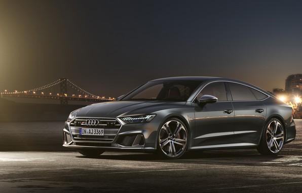 Картинка Audi, TDI, Sportback, Audi S7, 2019