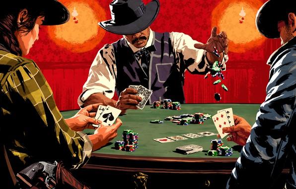 играть в покер на диком западе онлайн