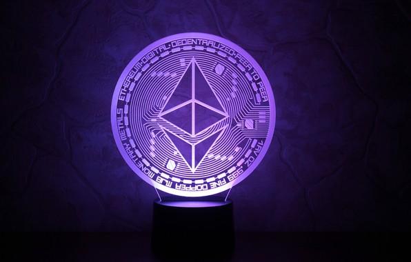 Картинка светильник, fon, purpure, эфир, eth, ethereum