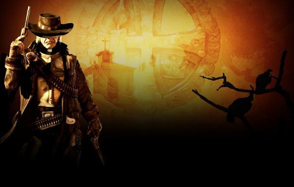 Картинка Wallpaper, Call Of Juarez, The Gunslinger