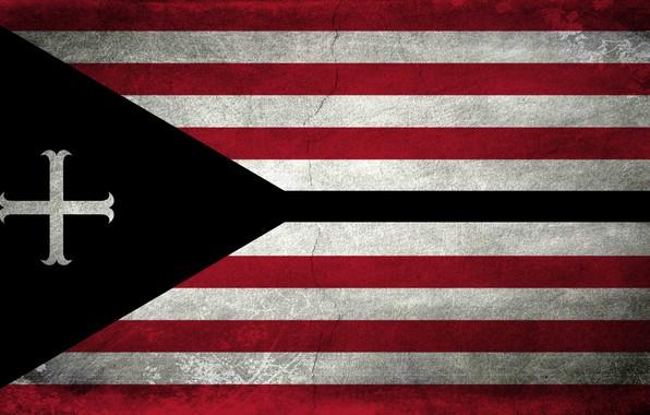 Картинка red, white, black, grunge, flag