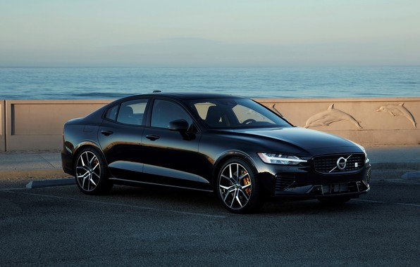Картинка Volvo, 2018, S60, Polestar Engineered, Volvo S60 Polestar Engineered