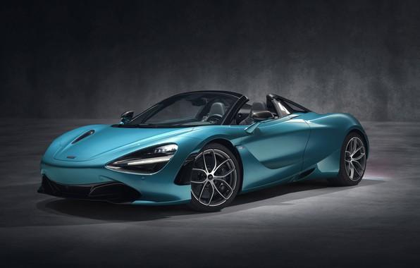 Картинка McLaren, Spider, 720S, 2019