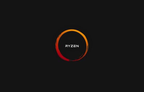 Картинка фон, логотип, AMD, Кукуруза, Рязань, Ryzen, RYZEN, Ряженка