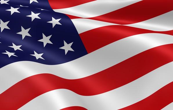 Картинка звёзды, флаг, америка, stars, america, fon, flag
