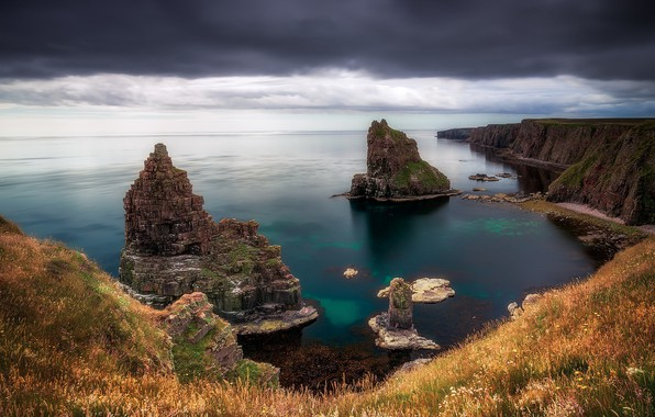 Картинка Scotland, United Kingdom, John o'Groats