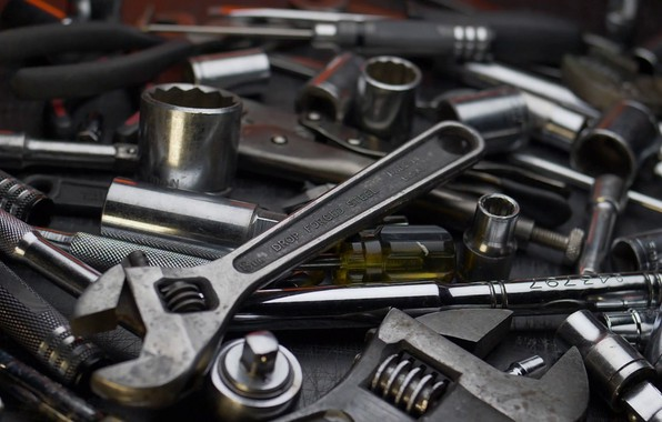 Картинка ключ, инструменты, ремонт, отвертка