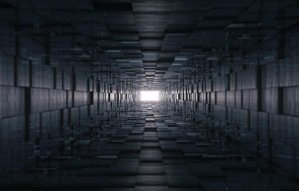 Картинка линии, фон, текстура, куб, геометрия, Абстракция