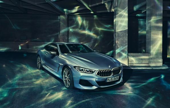 Картинка BMW, Coupe, 2018, 8-Series, M850i, XDrive
