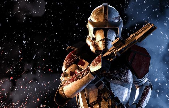 Картинка Star Wars, battlefront II, Stormthrooper