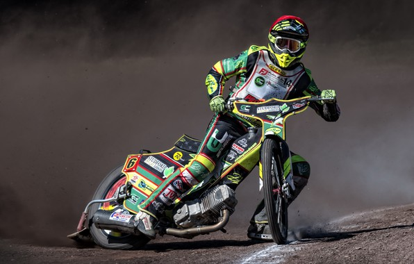 Картинка гонка, мотоцикл, Speedway