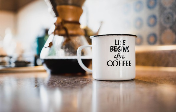 Картинка кружка, кофеварка, Bruno Cervera